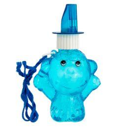 96 Units of Monkey Bubble Whistle - Bubbles