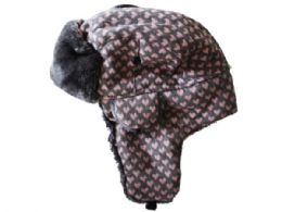 24 Wholesale Only Trooper Hat In Assorted Colors