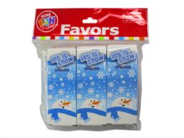 108 Wholesale 24 Pack Winter Theme Crayons With 6 Packs Of 4