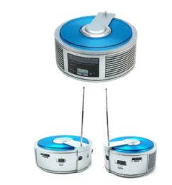40 Units of Wholesale Clock Radio Am/fm - Electronics