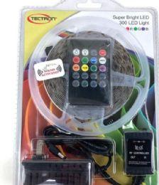 30 Units of Wholesale 16 Ft Sound Activated Led Strip Light - Electronics