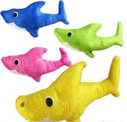 """48 Units of 6.5"""" Mini Plush Sharks - Plush Toys"""