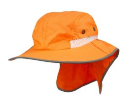 12 of Outdoor Fishing Camping Cap W/neck Flap Cover