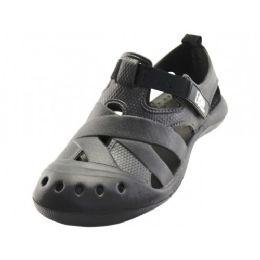 30 of Men's Comfortable Walking Velcro Sandal
