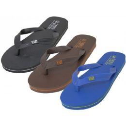 48 Units of Youth Soft Comfortable Rubber Zori Flip Flops - Boys Flip Flops & Sandals