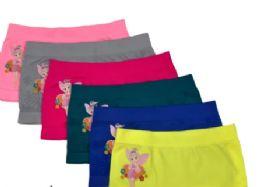 36 Units of Girls Seamless Brief - Girls Underwear and Pajamas