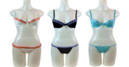 48 of Ladies' Bra And Bikini Set With Hanger