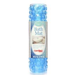 4 Units of CoN-Tact Bubble Blue Bath Mat - Bath Mat Sets