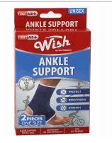 96 Units of Wish Support Ankle - Bandages and Support Wraps