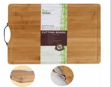 12 Units of Ideal Kitchen Bamboo Cutting Board - Cutting Boards