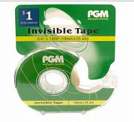 96 Wholesale Invisible Clear Tape