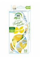 96 Bulk Air Fusion Tea Light 10 Pack Fresh Lemon