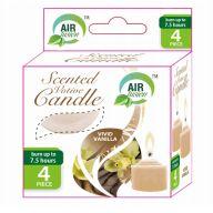 96 Bulk Air Fusion Votive Candle 4 Pack Vanilla
