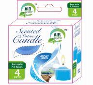 96 Bulk Air Fusion Votive Candle 4 Pack Lovely Linen