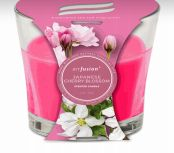 48 Bulk Air Fusion Candle 4 Ounce Cherry Blossom