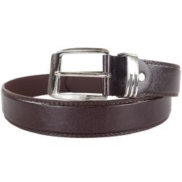 48 of Fashion Brown Assorted Sizes Belts