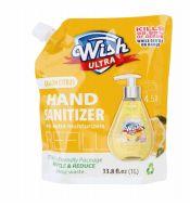 60 Units of Ultra Hand Sanitizer Refill 33.8 Oz Lemon Citrus - Hand Sanitizer