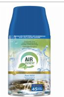 48 Units of Air Fusion Automatic Refill 5oz Pure H2o - Air Fresheners
