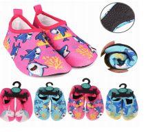 36 Wholesale Unisex Water Shoe Kids Printed