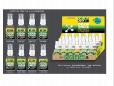 48 Units of Natural Killer Spray 1oz Display - Pest Control