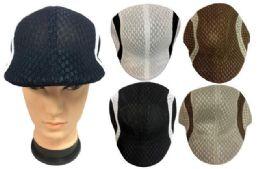 36 Wholesale Mesh Golf Hat