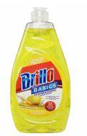 72 Units of Brillo Dish Liquid 24oz Lemon - Soap Dishes & Soap Dispensers