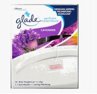 48 Units of Glade Toilet Block 25g Lavender - Air Fresheners