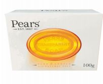 96 Units of Pears Bar Soap 3.5oz 100g Pure And Gentle - Soap & Body Wash