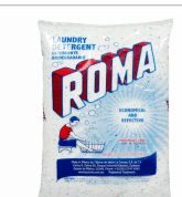 72 of Roma Laundry Detergent 17.63oz