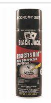 24 Units of Black Jack Roach And Ant Killer 17.5oz Original Scent - Pest Control