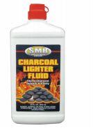 24 Units of Choice Charcoal Lighter Fluid 32oz - BBQ supplies