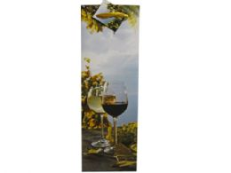 90 Units of Wineglass Wine Bottle Gift Bag with Gift Note - Gift Bags Assorted