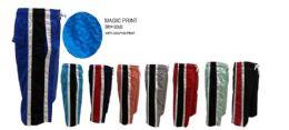 48 Units of Men's Bathing Suits With Stripe Design Pack B M-2XL - Mens Bathing Suits