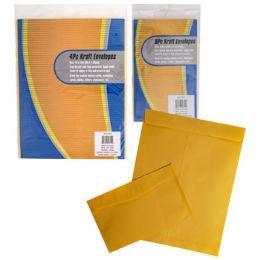 36 Bulk Envelopes Kraft Paper 4lg or