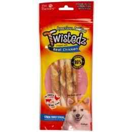 24 Wholesale Dog Treats Chicken Meat Wrap
