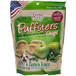 6 Wholesale Dog Treats Puffsters Chips