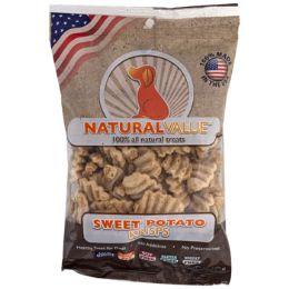 24 Wholesale Dog Treats Sweet Potato Krisps