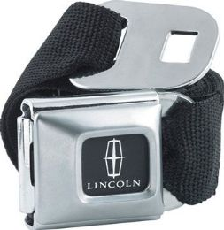 6 Units of Lincoln Seat Belt - Auto Accessories