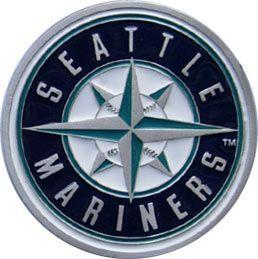 18 Units of Seattle Mariners Belt Buckle - Belt Buckles