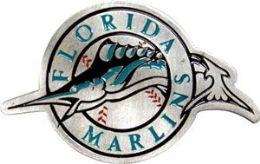 18 Units of Florida Marlins Belt Buckle - Belt Buckles