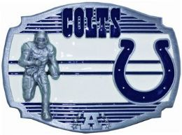 18 Units of Indianapolis Colts Belt Buckle - Belt Buckles