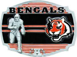 12 Units of Cincinnati Bengals Belt Buckle - Belt Buckles