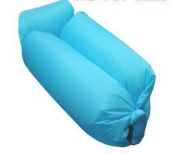 8 Units of Air Lounge Light Blue Adult Size - Home Accessories