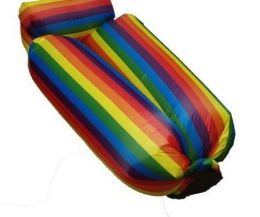8 Units of Air Lounge Rainbow Adult Size - Home Accessories