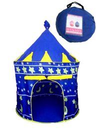 12 of Kids Blue Tent