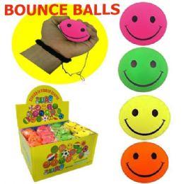 144 Units of Bounce Balls Emoji - Balls