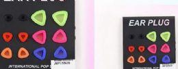 96 Wholesale Triangle Sign Bodyjewelry Body Piercing Ear Plug