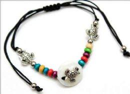 96 Wholesale Turtle Bracelet