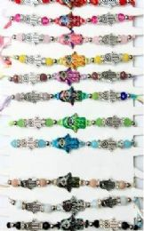 96 Wholesale Evil Eye Bracelet Hand Shape