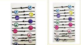 96 Wholesale Clock Pattern Bracelet